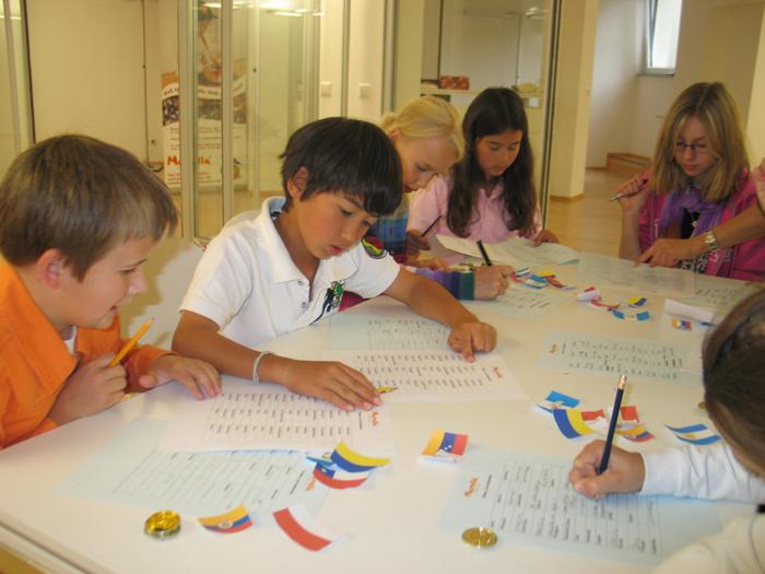 Spanisch Ferienkurs in Stuttgart für Kinder und Teenies